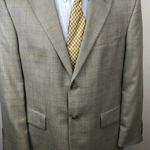 Nautica Men's 100% Wool Blazer